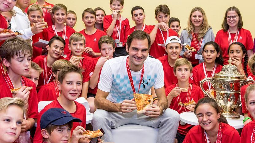Roger Federer as a role model